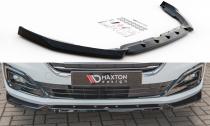 Maxton Design Spoiler předního nárazníku Ford Mondeo Mk5 Facelift - texturovaný plast