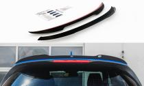 Maxton Design Nástavec střešního spoileru Ford Puma ST-Line - texturovaný plast