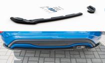 Maxton Design Spoiler zadního nárazníku Ford Puma ST-Line - texturovaný plast