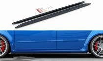 Maxton Design Prahové lišty Audi RS4 (B7) - texturovaný plast