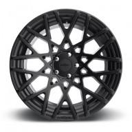 Rotiform BLQ R112 18x8,5 ET45 5x100 alu kola - Matně černé