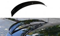 Maxton Design Nástavec spoileru víka kufru Škoda Octavia III RS Liftback - texturovaný plast