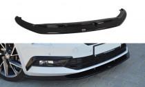 Maxton Design Spoiler předního nárazníku Škoda Superb III V.3 - texturovaný plast