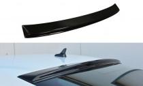 Maxton Design Lišta zadního okna Škoda Superb III - karbon