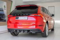 Maxton Design Spoiler zadního nárazníku Škoda Scala - karbon