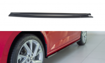 Maxton Design Prahové lišty Škoda Scala - karbon