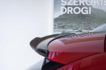 Maxton Design Nástavec střešního spoileru Škoda Scala - černý lesklý lak