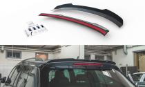 Maxton Design Nástavec střešního spoileru Škoda Kodiaq Sportline/RS V.2 - černý lesklý lak