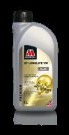 Millers Oils Prémiový plně syntetický motorový olej 0w20 XF Longlife Premium VW 508 00 VW 509 00 - 1 litr