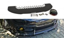Maxton Design Spoiler předního nárazníku Racing Škoda Fabia I RS