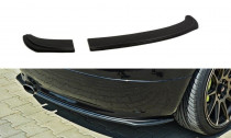 Maxton Design Spoiler zadního nárazníku Škoda Fabia I RS - texturovaný plast