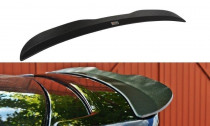 Maxton Design Nástavec střešního spoileru Škoda Fabia I RS - texturovaný plast