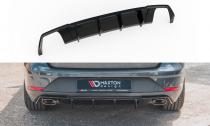 Maxton Design Spoiler zadního nárazníku Seat Leon Mk3 Cupra Facelift V.2 - texturovaný plast