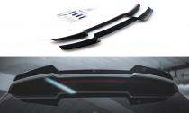 Maxton Design Nástavec střešního spoileru Audi RS6 C7 V.2 - texturovaný plast