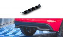 Maxton Design Spoiler zadního nárazníku Škoda Kamiq - texturovaný plast