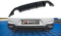 Maxton Design Spoiler zadního nárazníku Hyundai I30N Mk3 - texturovaný plast