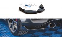 Maxton Design Boční lišty zadního nárazníku Hyundai I30N Mk3 V.4 - texturovaný plast