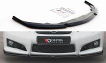 Maxton Design Spoiler předního nárazníku Lexus IS F Mk2 V.1 - texturovaný plast
