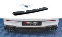 Maxton Design Spoiler zadního nárazníku VW Golf VIII GTI - texturovaný plast