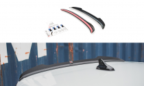 Maxton Design Nástavec střešního spoileru VW Golf VIII GTI - texturovaný plast