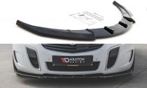 Maxton Design Spoiler předního nárazníku Opel Insignia OPC Facelift V.1 - texturovaný plast