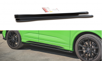 Maxton Design Prahové lišty Audi RSQ3 - texturovaný plast