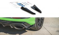 Maxton Design Boční lišty zadního nárazníku Audi RSQ3 - texturovaný plast