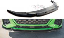 Maxton Design Spoiler předního nárazníku Audi RSQ3 V.1 - texturovaný plast