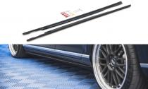 Maxton Design Prahové lišty VW Passat B8 - texturovaný plast