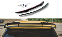 Maxton Design Nástavec střešního spoileru Mercedes AMG A45 S (W177) - texturovaný plast