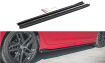 Maxton Design Prahové lišty Peugeot 308 GT Mk2 Facelift - texturovaný plast