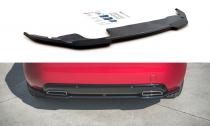 Maxton Design Spoiler zadního nárazníku Peugeot 308 GT Mk2 Facelift - texturovaný plast