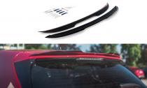 Maxton Design Nástavec střešního spoileru Peugeot 308 GT Mk2 Facelift - texturovaný plast