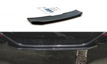 Maxton Design Spoiler zadního nárazníku Audi RS5 (F5) Facelift - texturovaný plast