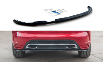 Maxton Design Spoiler zadního nárazníku Citroen DS4 - texturovaný plast