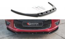 Maxton Design Spoiler předního nárazníku Citroen DS4 - texturovaný plast