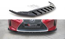 Maxton Design Spoiler předního nárazníku Lexus LC 500 V.1 - texturovaný plast