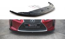 Maxton Design Spoiler předního nárazníku Lexus LC 500 V.2 - texturovaný plast