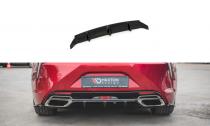 Maxton Design Spoiler zadního nárazníku Lexus LC 500 - texturovaný plast