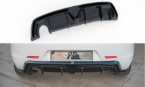 Maxton Design Spoiler zadního nárazníku Alfa Romeo Giulietta Facelift - texturovaný plast