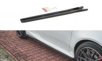 Maxton Design Prahové lišty Toyota GR Yaris Mk4 V.1 - texturovaný plast