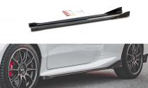 Maxton Design Prahové lišty Toyota GR Yaris Mk4 V.2 - texturovaný plast