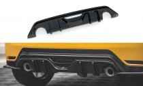 Maxton Design Spoiler zadního nárazníku Toyota GR Yaris Mk4 - texturovaný plast