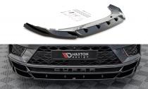 Maxton Design Spoiler předního nárazníku Cupra Ateca V.2 - texturovaný plast
