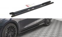 Maxton Design Prahové lišty Seat Leon FR Mk4 V.2 - texturovaný plast
