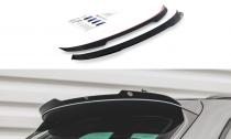Maxton Design Nástavec střešního spoileru Seat Leon FR ST Mk4 - texturovaný plast