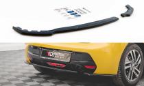 Maxton Design Spoiler zadního nárazníku Peugeot 208 Mk2 - texturovaný plast