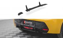 Maxton Design Zesílený zadní difuzor Racing Peugeot 208 Mk2 - černá