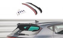 Maxton Design Nástavec střešního spoileru Seat Leon FR Hatchback Mk4 - texturovaný plast