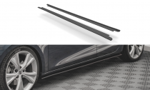 Maxton Design Prahové lišty Street Pro Seat Leon FR Mk4 - černá